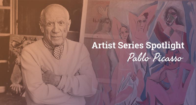 Artist Spotlight Series: Pablo Picasso