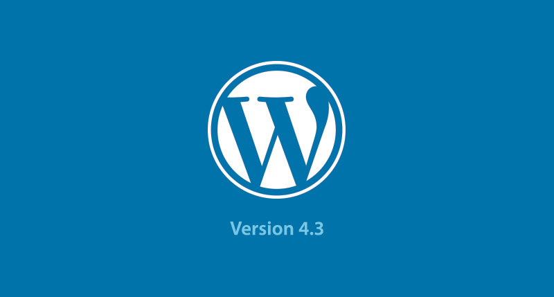 "Meet ""Billie"" - WordPress 4.3"