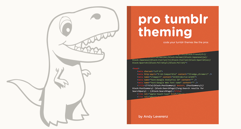 The Pro Tumblr Theming eBook