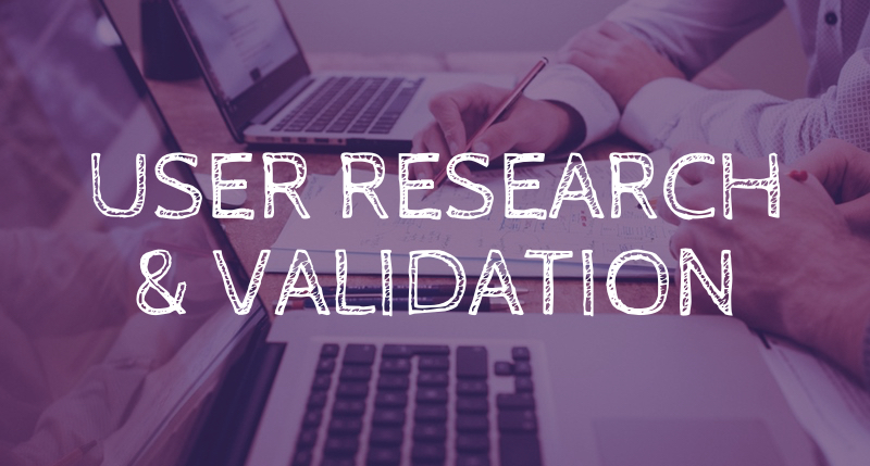 Learning User Experience Design Series: User Research and Validation