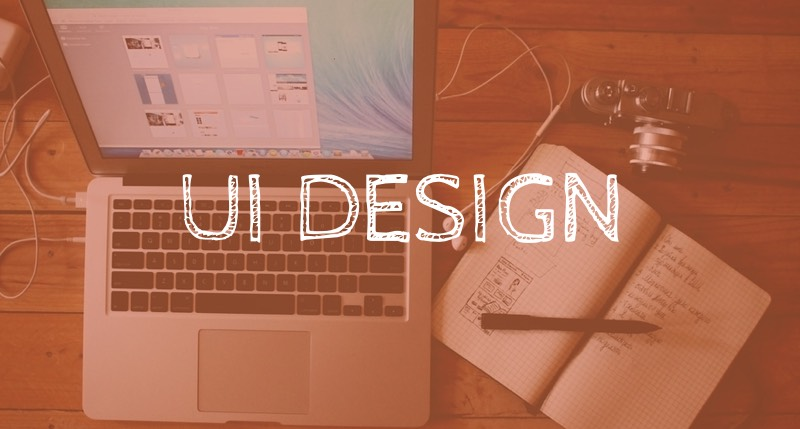 Learning User Experience Design Series:  UI Design